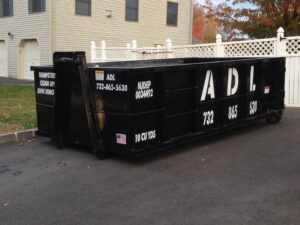 Monmouth County NJ 10 & 20 Yard Dumpster Rental!