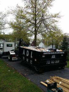 Monmouth County NJ Dumpster Rental