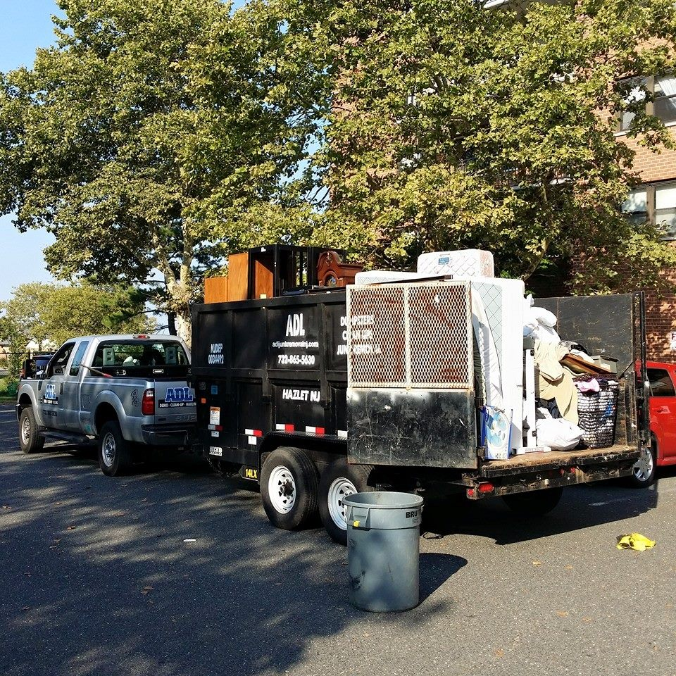 Junk Removal in Fair Haven | Monmouth County Disposal Services