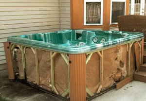 Monmouth County Hot Tub Removal Company